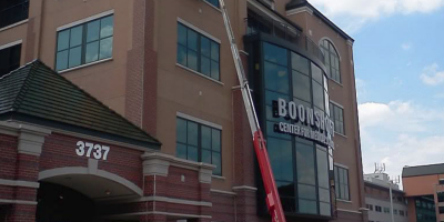 Commercial Window Cleaning Dayton Ohio