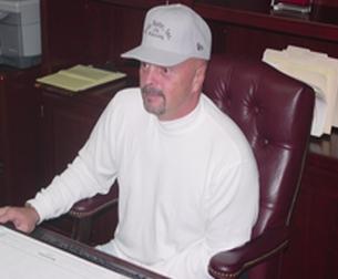 Mike Brinegar, Owner of Pride Master Window Cleaning in Dayton Ohio