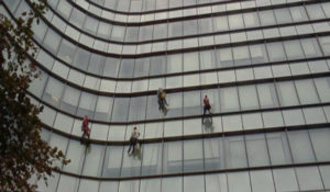 High Rise Window Cleaning Services in Dayton Ohio